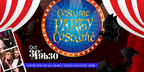 Costume Party billets