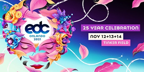EDC Orlando 3-Day VIP Elevated Experience Pass tickets