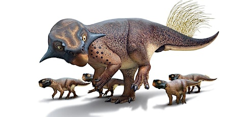 Dinosaurs: New Visions of a Lost World -Prof. Michael Benton talk & book tickets