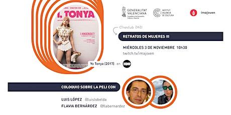 """Coloquio de la película """"Yo Tonya"""" entradas"""
