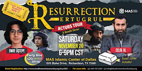 Ertuğrul Actors Tour with MAS: Richardson, TX tickets