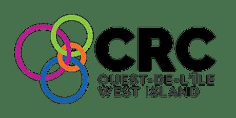 CRC : session d'information novembre 2021 tickets