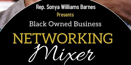 Black Owned Business Networking Mixer tickets