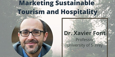 COMPASS SERIES: Marketing Sustainable Tourism and Hospitality tickets