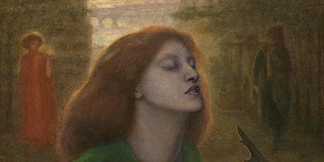 'Heaven's Promise': Dante Gabriel Rossetti and Spiritualism tickets