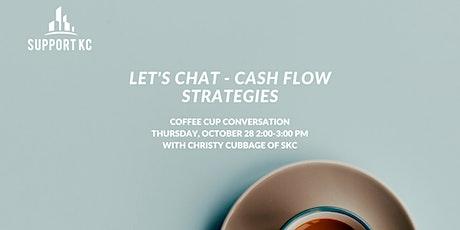 Cash Flow Strategies tickets