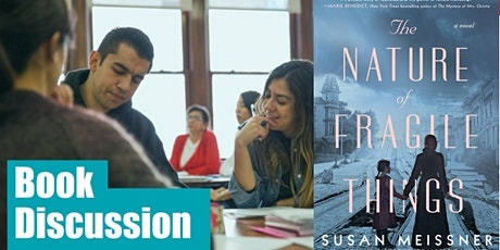 Book Discussion: The Nature of Fragile Things tickets