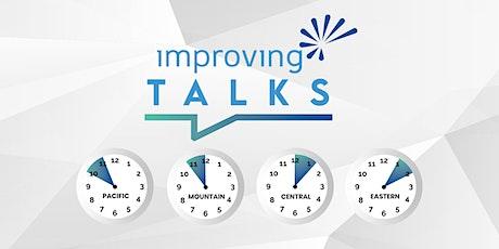 Achieving Speed Through Trust - Improving Talks Series tickets