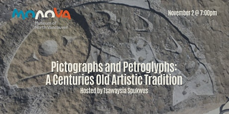 Pictographs and Petroglyphs: A Centuries Old Artistic Tradition tickets
