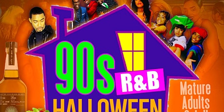 90's R&B Halloween Day Party @ Tilly's Pit & Pub tickets
