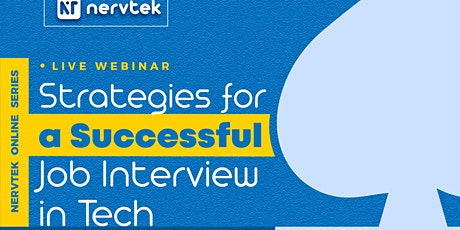 Strategies For a Successful Job Interview In Tech. tickets