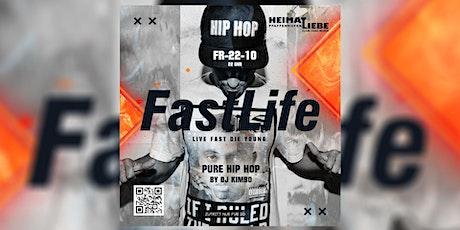 FAST LIFE - HipHop | Deutschrap | Urban Sound Tickets