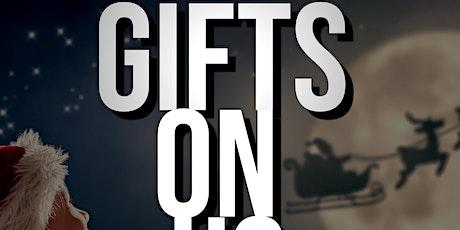 GiftsOnUs Registration tickets