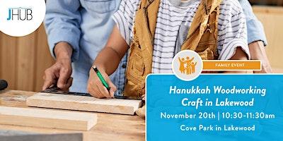 Hanukkah Woodworking craft – Lakewood