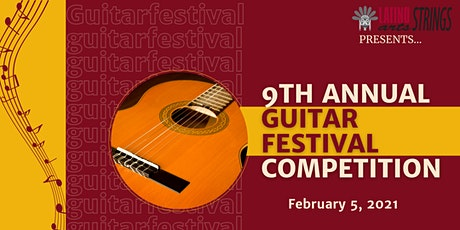9th Annual Guitar Festival and Youth Competition tickets