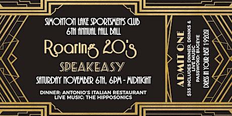 Roaring 20's/Speakeasy Fall Ball at SLSC tickets