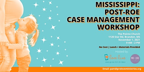 Post-Roe Case Management Training tickets