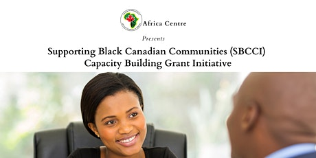 Weekly Information Sessions for SBCCI with Africa Centre tickets