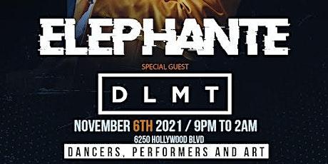 Artist Mafia Presents ELEPHANTE tickets
