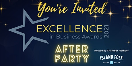 31st Excellence In Business Awards AFTER PARTY tickets