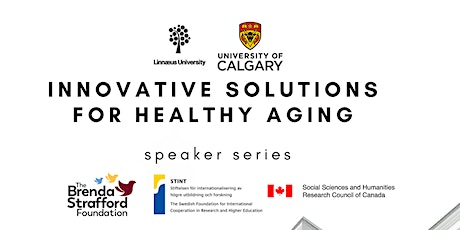 Innovative Solutions for Healthy Aging Symposium Speaker Series tickets