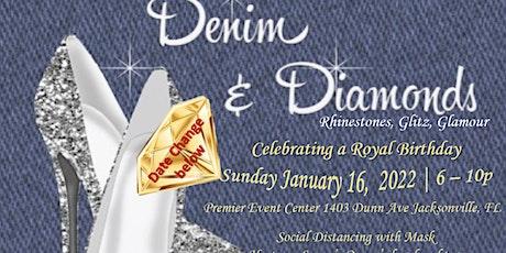 """SUNDAY JANUARY 16, 2022 """"DEMIN AND DIAMONDS"""" BIRTHDAY CELEBRATION tickets"""