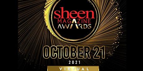 Sheen Magazine Awards tickets