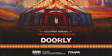 Cirque Du Bang: Doorly | HALLOWEEK 10.28.21 tickets