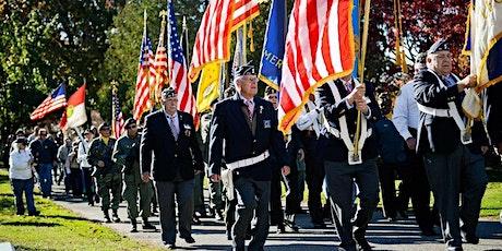 Vietnam War Veteran Pinning Ceremony and Flag Raising tickets