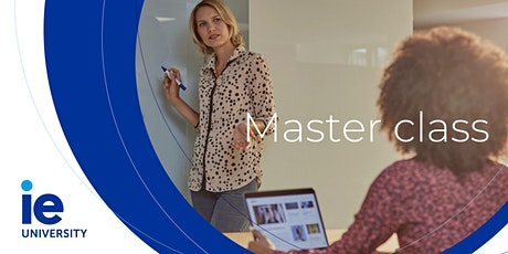CX Management, Presentación IE University & Programa BECAL tickets