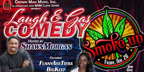 Laugh & Gas Comedy Session!!! tickets