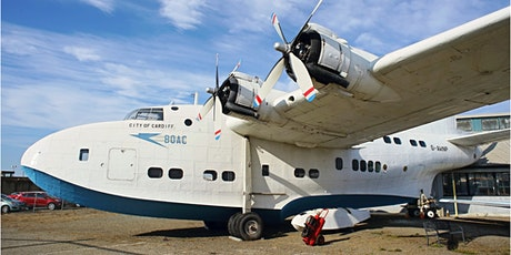 Private tour of Oakland's Aviation Museum with Dan Von Hoyel tickets