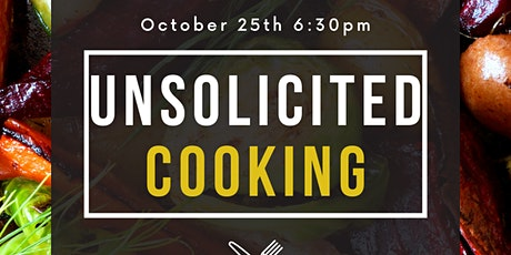 Unforgettable Roasted Vegetables tickets