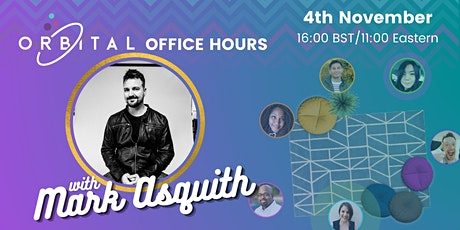 Orbital Office Hours: 5 ways to improve your podcast and grow your audience tickets