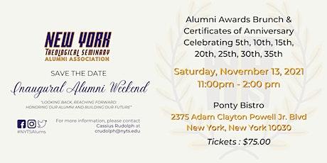 NYTS Alumni Appreciation & Awards Brunch tickets