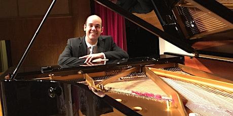 DAME MYRA HESS MEMORIAL CONCERTS   VICENTE DELLA TONIA JUNIOR, PIANO tickets