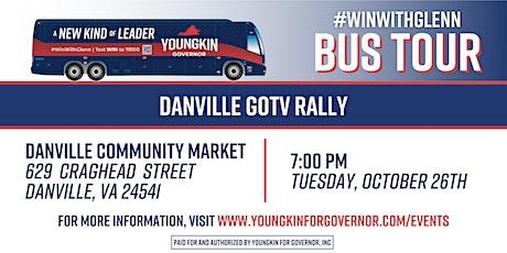 Danville GOTV Rally tickets