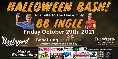 Halloween Bash- A Tribute To The One & Only BB tickets