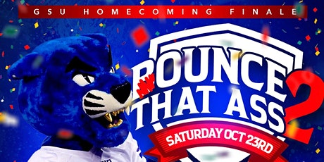 POUNCE THAT *** -GSU HOMECOMING FINALE tickets