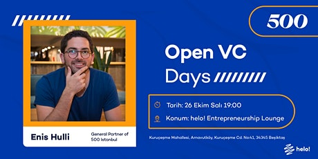 Open VC Days 1: 500 Istanbul tickets