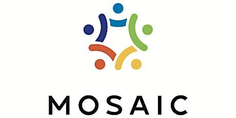 Mosaic's Virtual Kick-Off Event tickets