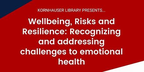 Wellbeing, Risks and Resilience with Dr. Vicki Hines-Martin tickets