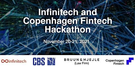 Infinitech & Copenhagen Fintech Hackathon tickets