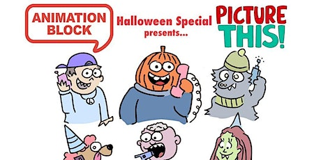 Picture This!: Live Animated Comedy tickets