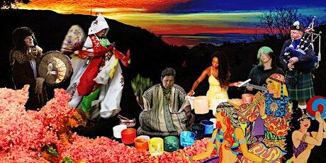 Malibu Ritual Jam and Shamanic Sound Bath tickets