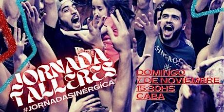 #JornadaSinérgica de Talleres Bachata | Dom 07/11 CABA entradas