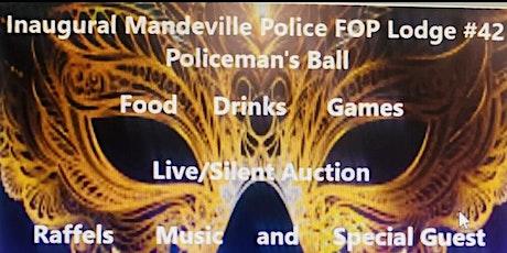 Mandeville FOP Policeman's Ball tickets