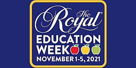 The Royal Education Week - Virtual Farm Tours tickets