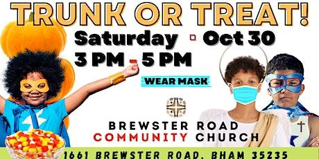 Trunk or Treat (Community Fun!) tickets