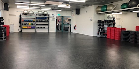 Canterbury CBfit Group Fitness Classes - Thursday 28 October 2021 tickets